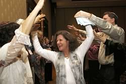 hashpa'ah chuppah - Rabbi Lori Shaller