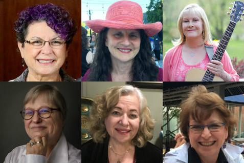 Leadership headshots of Rabbinic Pastors Association board members