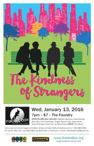 Read more about the article The Kindness of Strangers