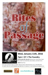 Read more about the article RB52: Rites Of Passage
