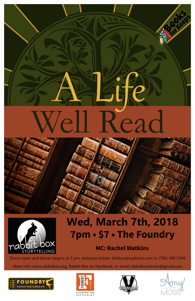 You are currently viewing RB65: A Life Well Read