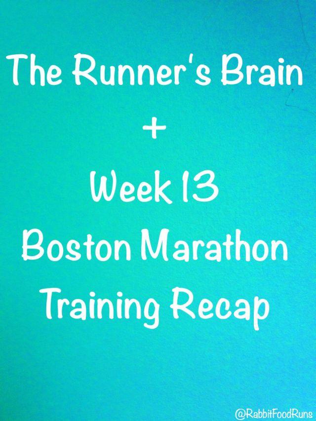 Runner's Brain
