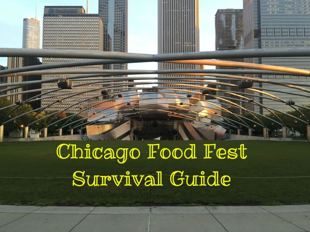 Chicago Food Fest Survival Guide