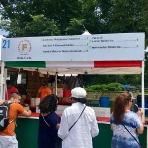 2017 Taste of Chicago Vegan Options Francos