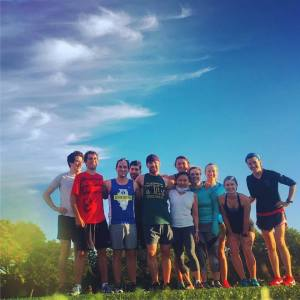 TNFECS Wisconsin Training Weeks 1-4 Jon Track