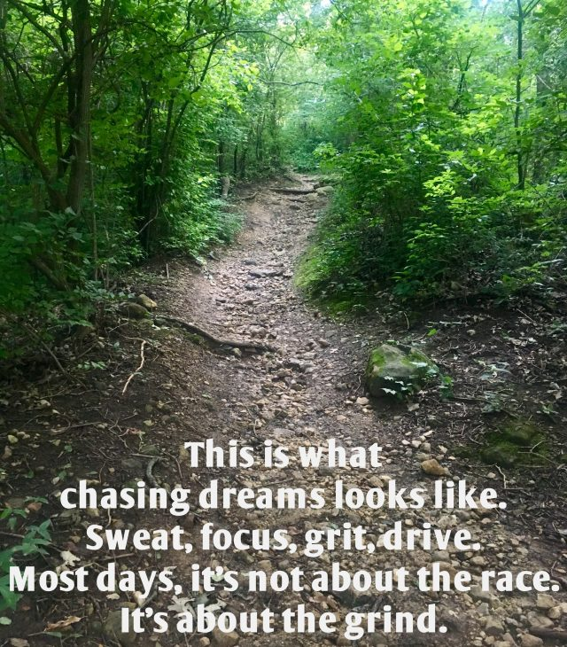 Ultramarathon training quote: TNFECS Wisconsin