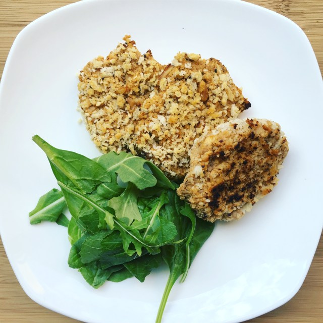 Crab Cakes Calories Fried