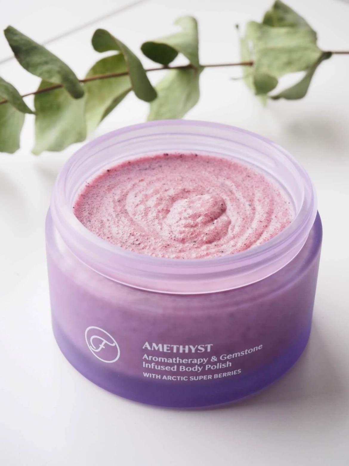 flow cosmetics body polish