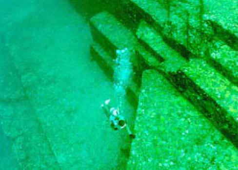Ancient Japanese Underwater Pyramids