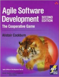 Agile Software The Cooperative Game cover