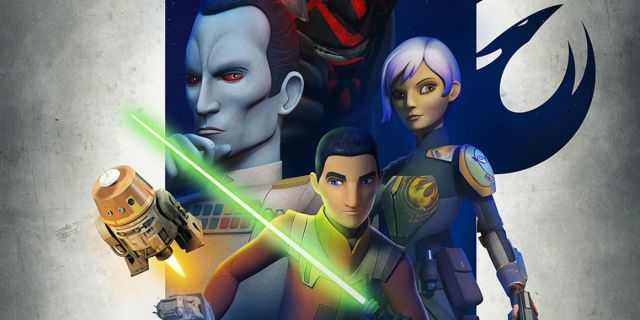 Star Wars Rebels – Season IV Ep I