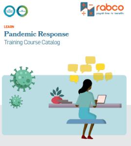Pandemic Response Training