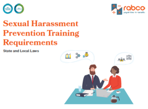 Sexual Harrassment Training Requirements