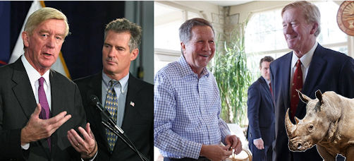 RiNo Weld w Scott Brown and john KAsich