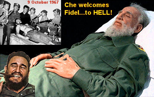 che-welcomes-fidel-to-hell-new