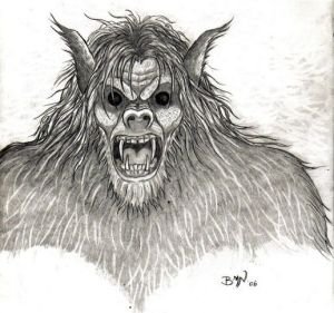 Creature Feature: Beast Of The Land Between The Lakes – R A