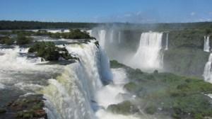 Iguassu Falls, Brazilian side
