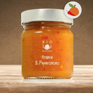 Marmellata di Arance &P eperoncino