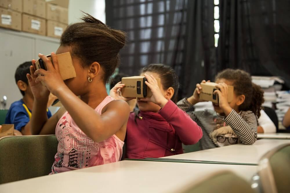 realidade virtual