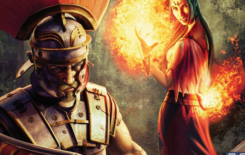 Arcanis: the Roleplaying Game