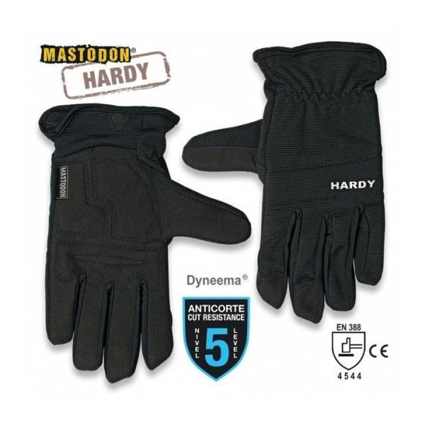 GUANTE MASTODON HARDY ANTICORTE Nivel 5