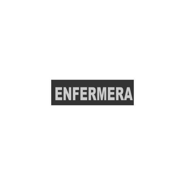 GALLETA VELCRO ENFERMERA PEQUEÑA