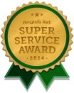 Angie's List 2014 SuperService Award