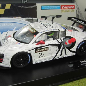 Carrera D124 23793 Audi R8 LMS Team Phoenix