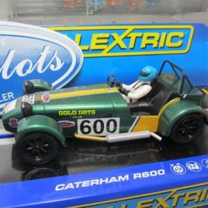 Scalextric C3209 Caterham Superlight
