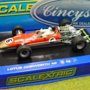 Scalextric C3311 Lotus Cosworth 49 Jim Clark