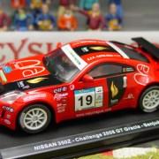 POWER SLOT 86989 NISSAN 350Z #19 CHALLENGE 2008 GT GRACIA-SANJUAN