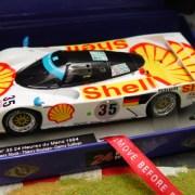 LeMans Miniature 132034 Porsche Dauer Shell 3rd 1994