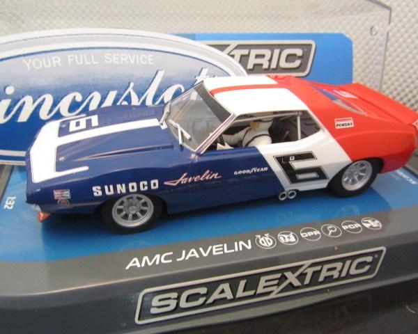 Scalextric C3731 AMC Javlin Mark Donhue