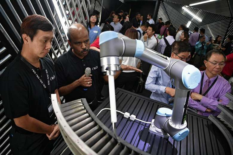 Here's help in RACE for robotics excellence