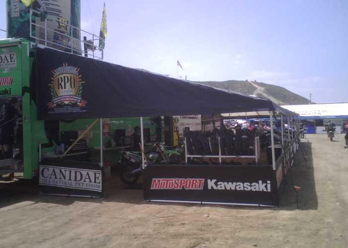 AMA Motocross Image