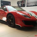 Racecarsdirect Com Certified Ferrari 488 Pista Piloti
