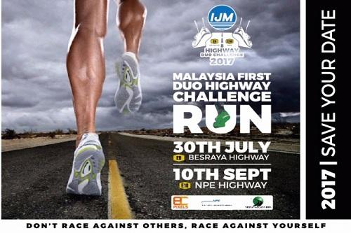 IJM Duo Highway Challenge 2017 - NPE Highway Challenge