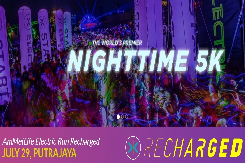 Electric Run Malaysia 2017 - Race Connections