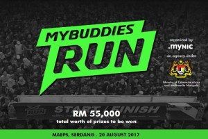 myBuddies Run 2017 - Race Connections