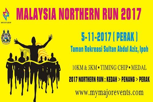 1st Malaysia Northern Run 2017 - Perak - Race Connections