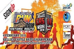 The Kellies Castle Run 2018 - Race Connections