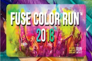 Fuse Color Run 2018 - 5km Run - Race Connections