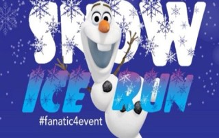 Snow Ice Run Event 2018 - 5km - Race Connections
