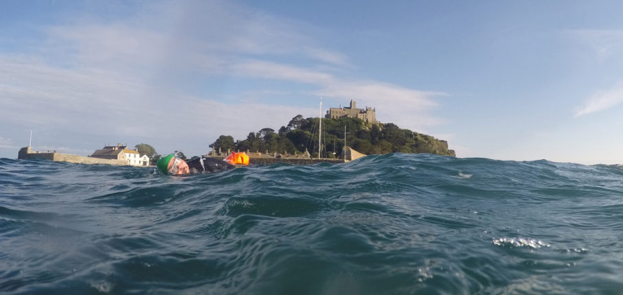 St Michaels Mount Swim 2018 - Race Connections