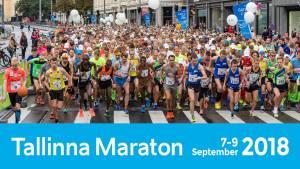 Tallinna Maraton, Half Marathon & 10k 2018 - Race Connections