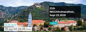 The International WACHAUmarathon 2018 - Marathon Events Austria - Race Connections