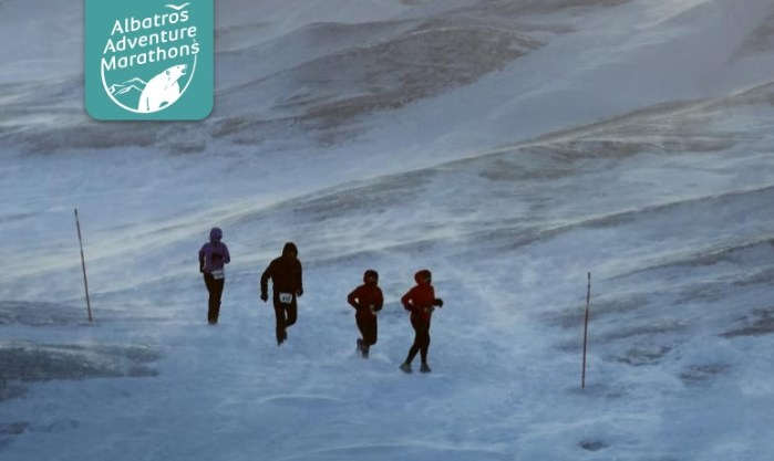 The Polar Circle Marathon 2018 - Race Connections