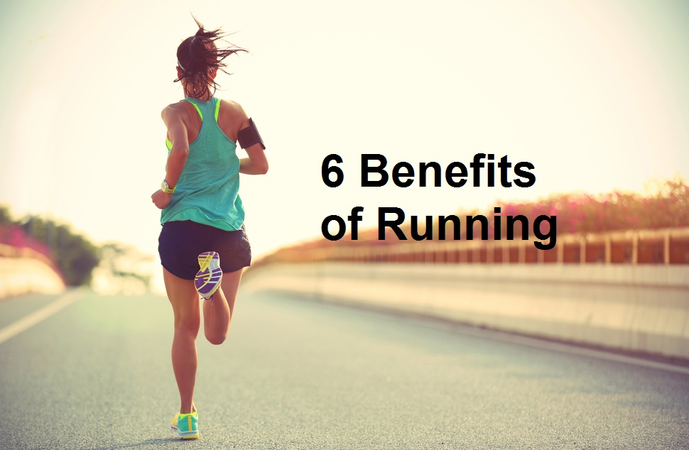 6 Benefits of Running - Race Connections