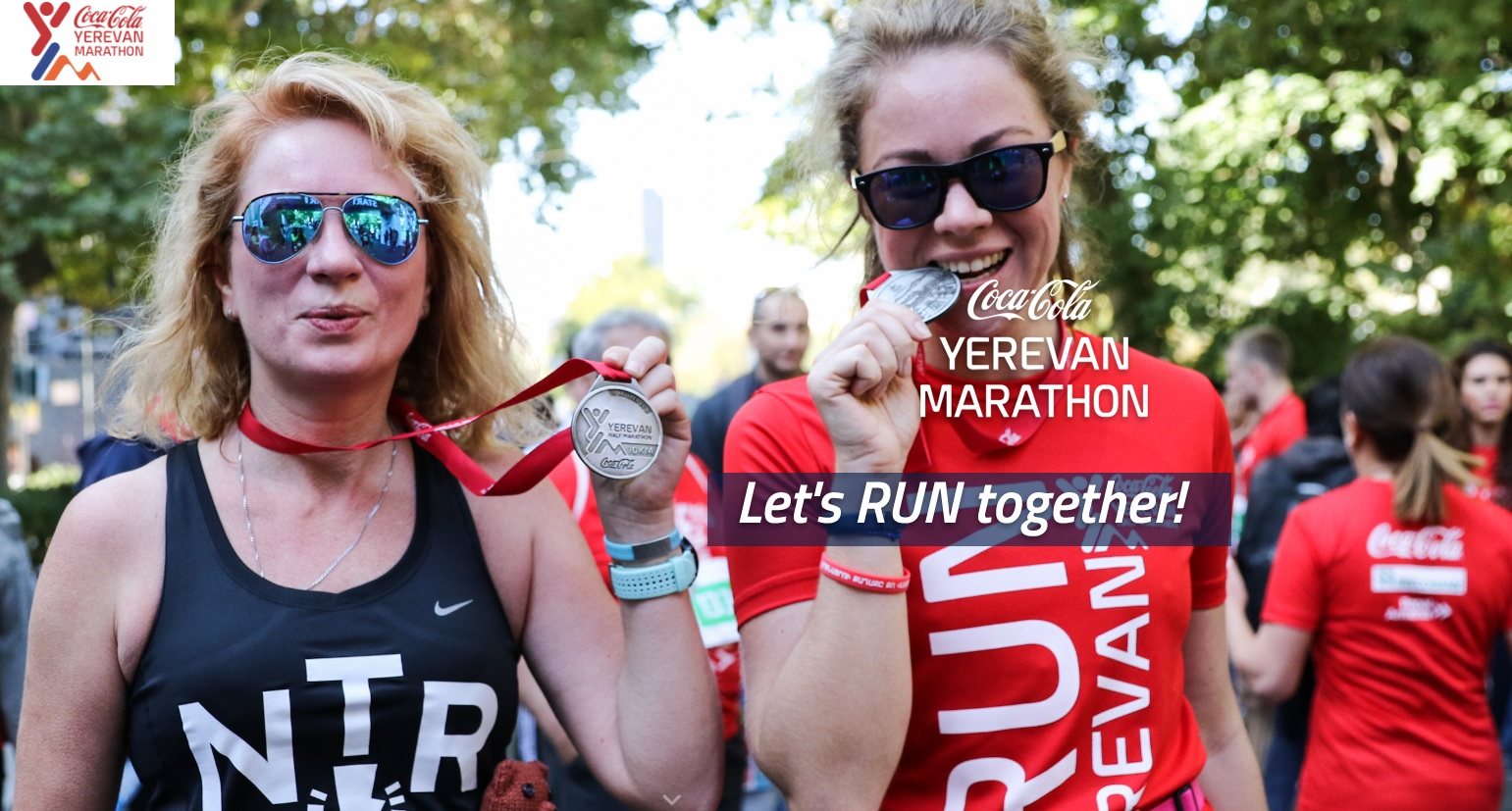 The Coca-Cola Yerevan Marathon 2018 - Race Connections