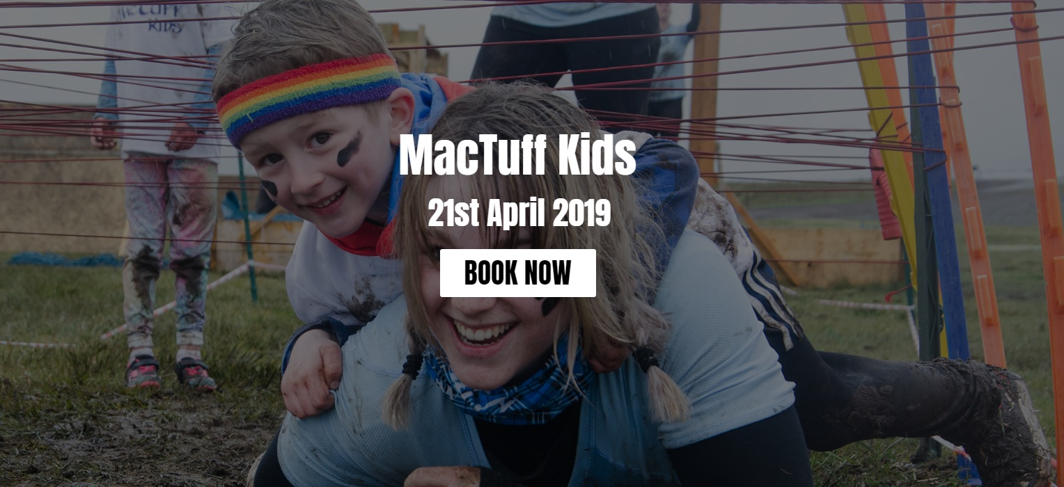 MacTuff Kids Obstacle Course 2019 - Race Connections